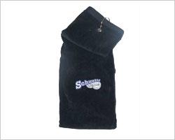 Schwetty® Balls Golf Towel